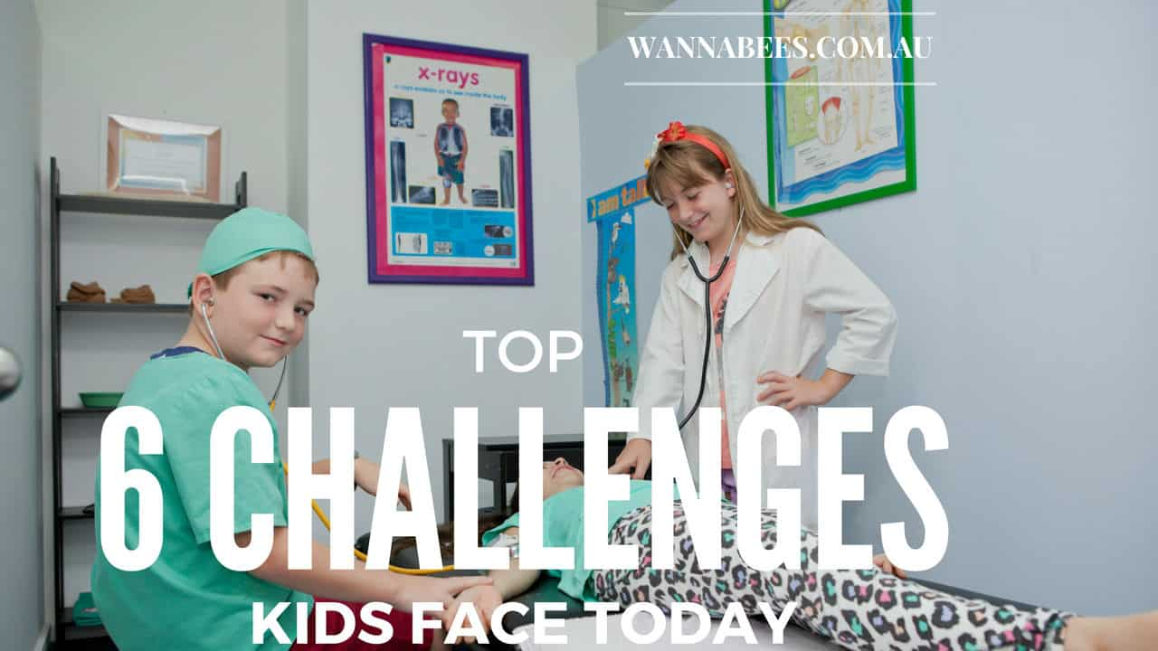 challenges kids face, indoor play centres Sydney