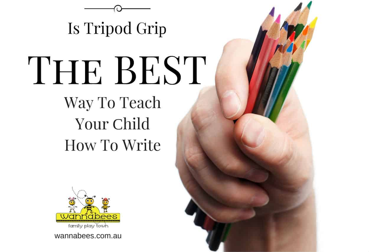 Tripo Grip - Indoor Play Centres - Proper Pencil Grip