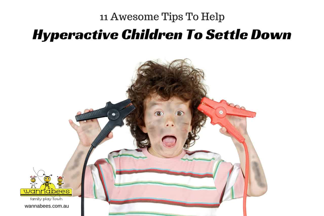 Hyperactive Kids | Fun Things To Do With Kids In Sydney